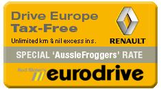 Euro Cars Renault
